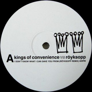Kings of Convenience – I Don't Know What I Can Save You From (Röyksopp Remix)