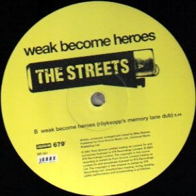 The Streets – Weak Become Heroes (Röyksopp Memory Lane Mix)