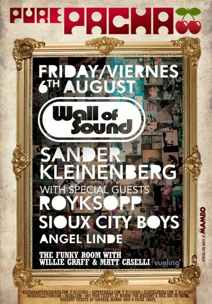 Pure Pacha 6th August