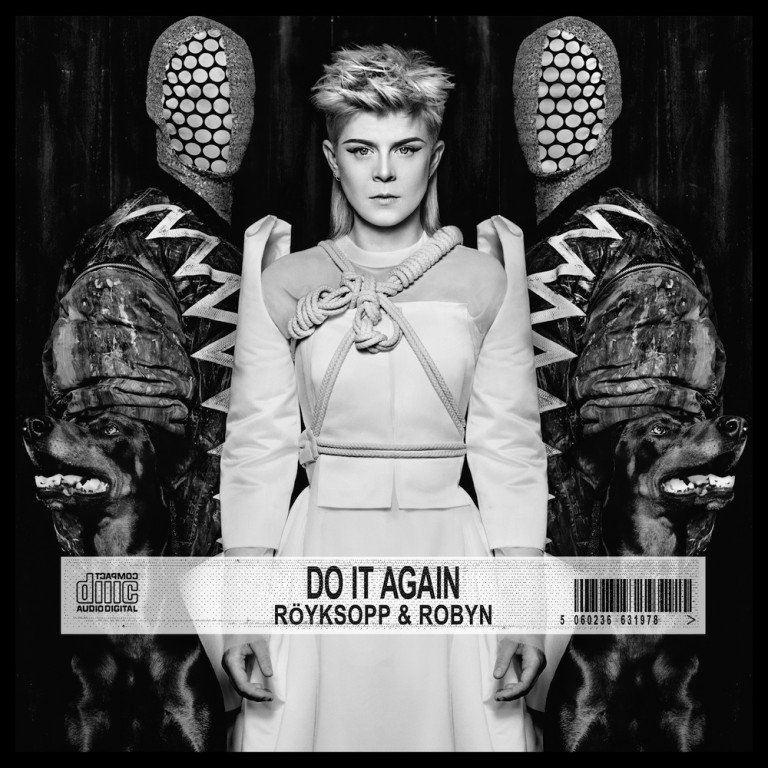 Do It Again EP cover image - Royksopp and Robyn