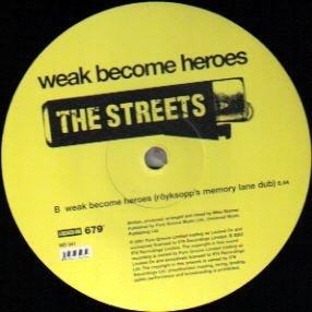 The Streets – Weak Become Heroes (Röyksopp Memory Lane Mix)